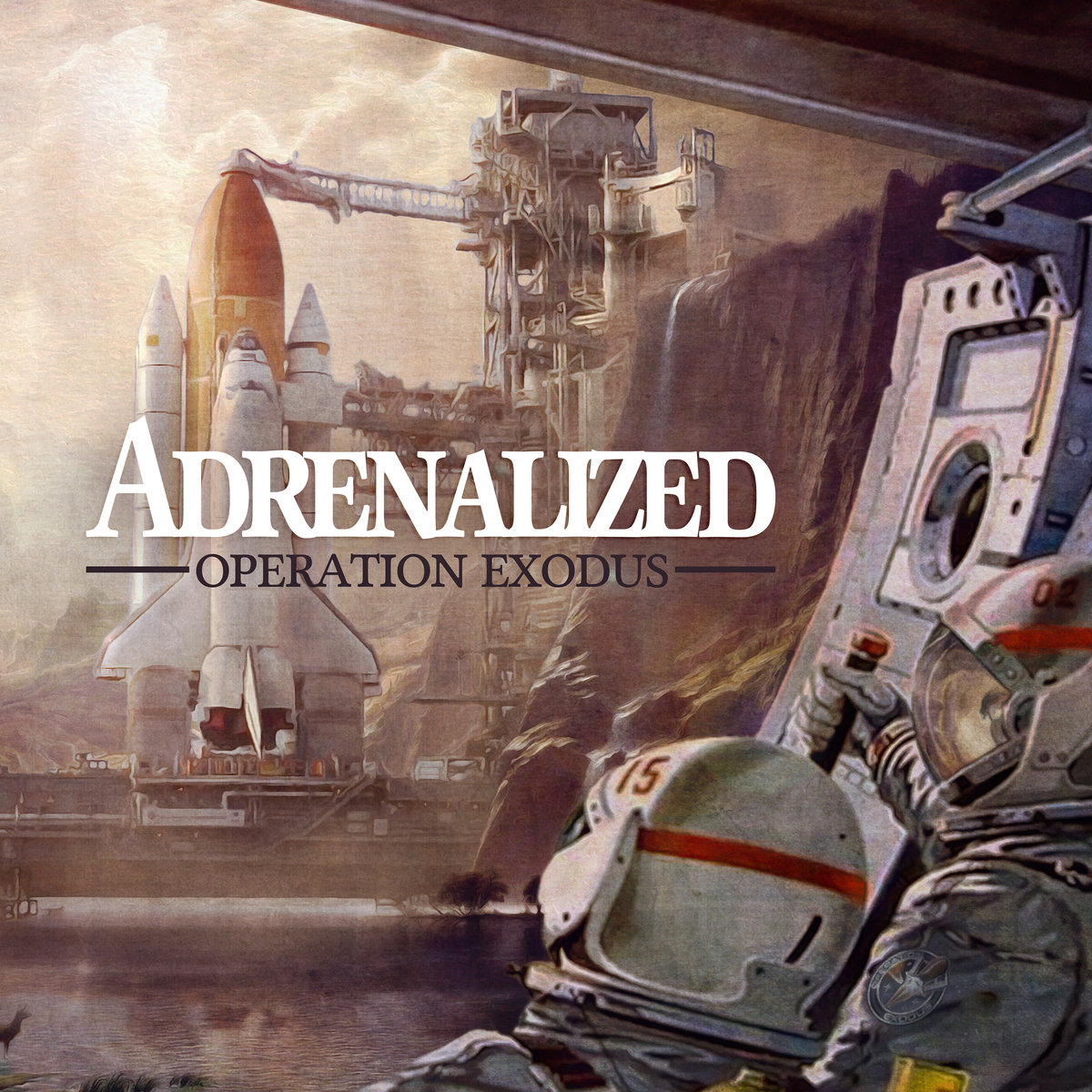 Adrenalized - Operation Exodus LP