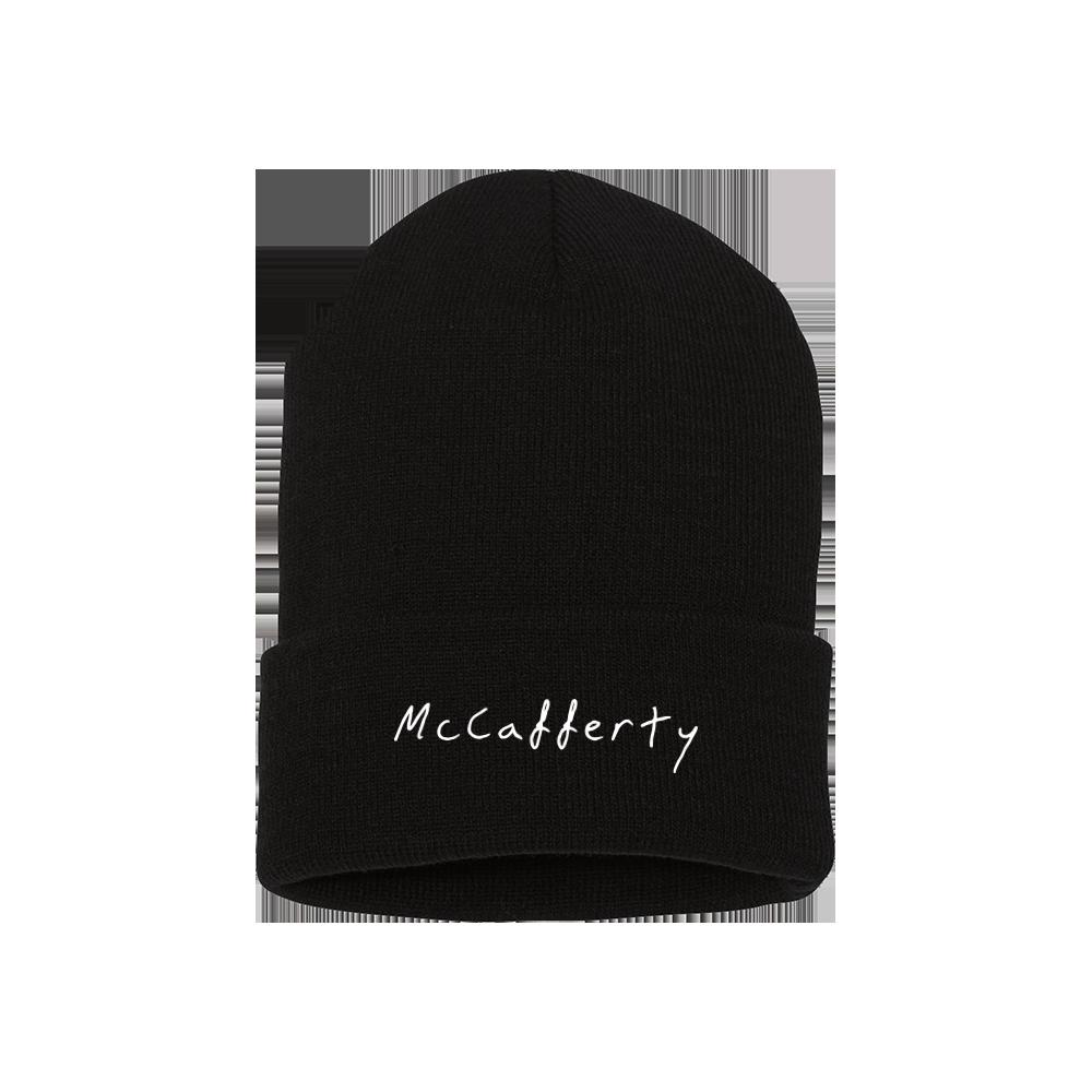 McCafferty Beanie (black)