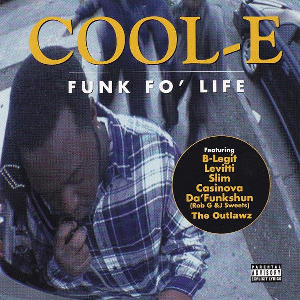 Cool-E - Funk Fo' Life