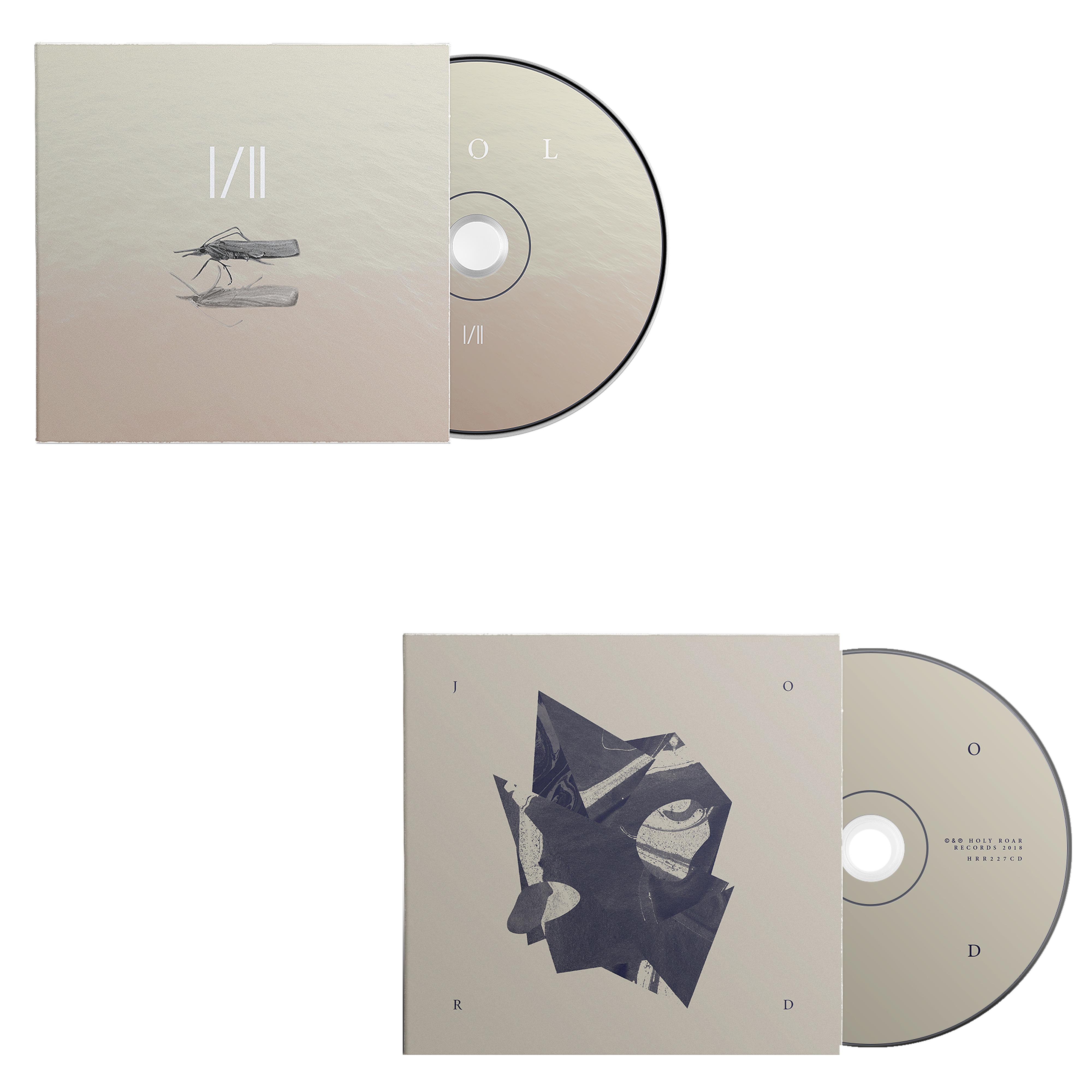 MØL - I/II and JORD CD bundle