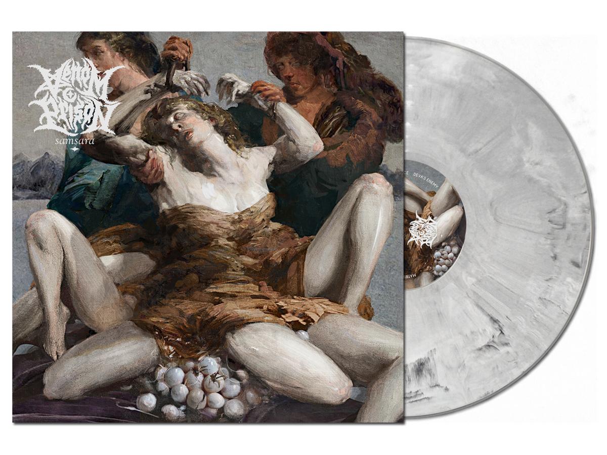 Venom Prison - Samsara (Prosthetic Records)