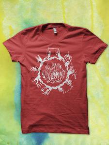 Witch Circle Shirt