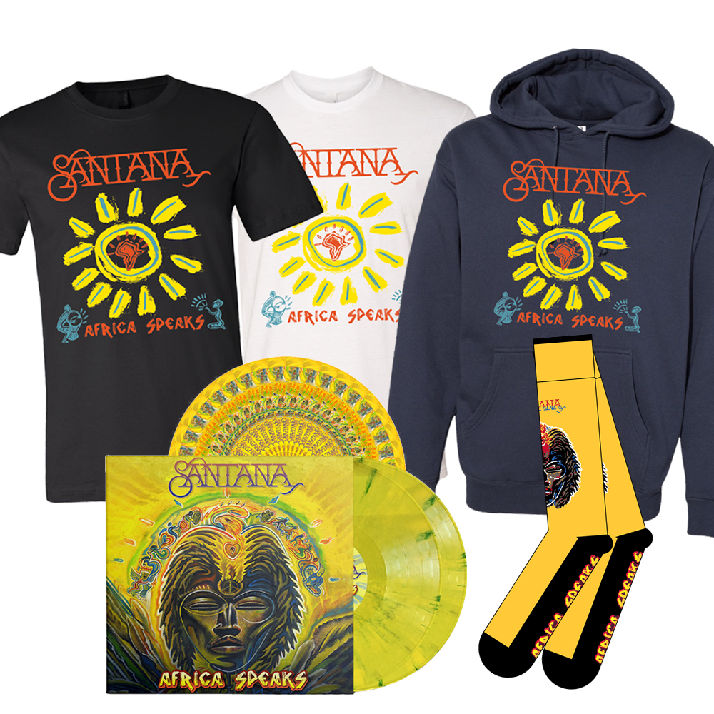 Signed Exclusive Marbled Yellow 2xLP Vinyl Bundle (200 available)