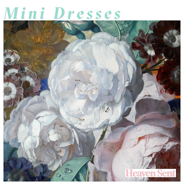 Mini Dresses - Heaven Sent Cassette Tape