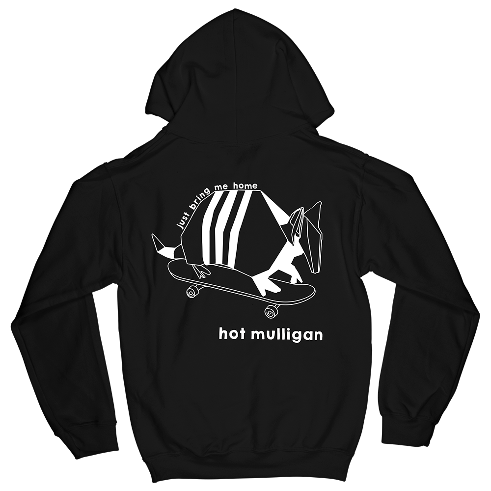 Hot Mulligan - Armadillo Hoodie