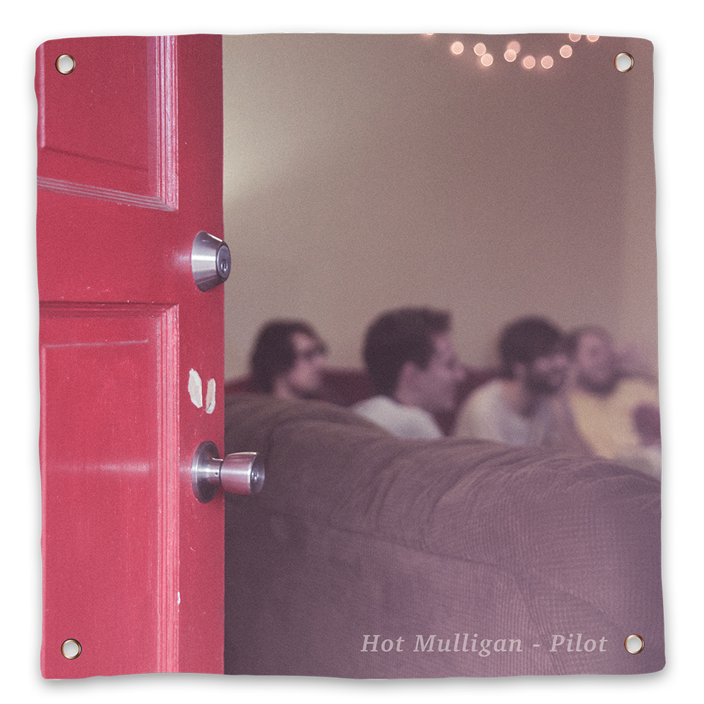 Hot Mulligan - Pilot Flag