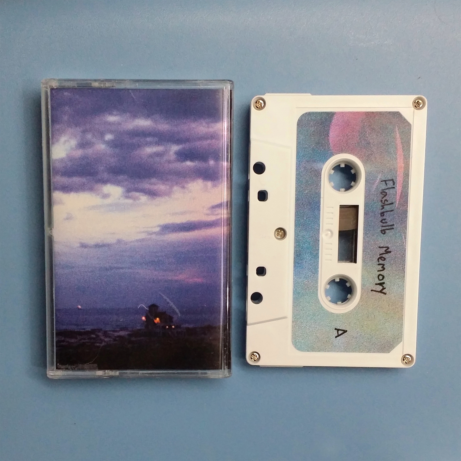 orchid mantis - flashbulb memory (Track and Field Records)