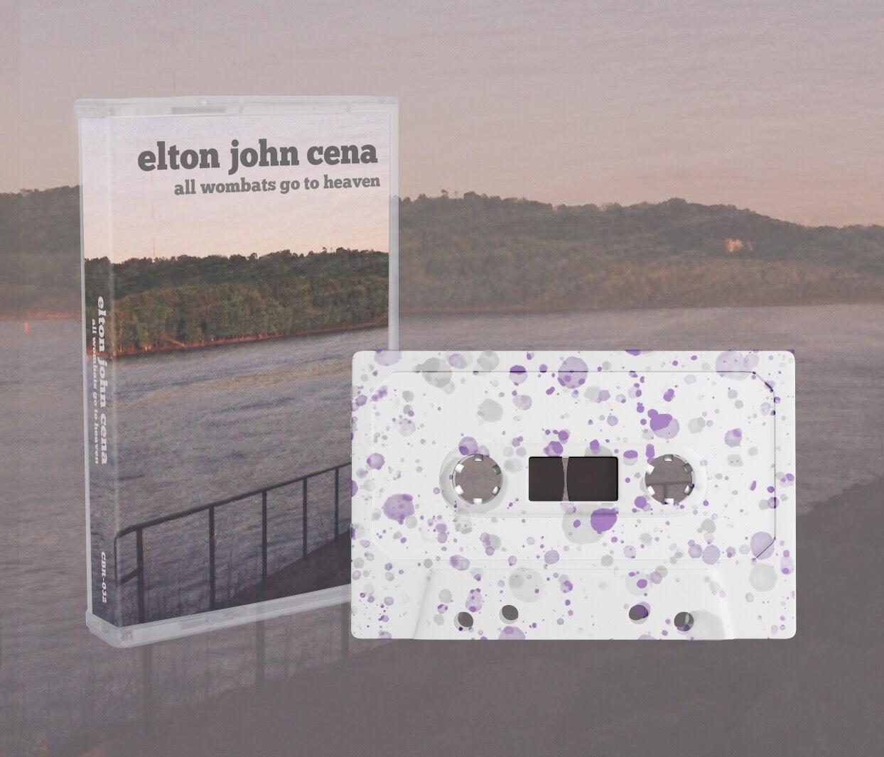 Elton John Cena - All Wombats Go to Heaven