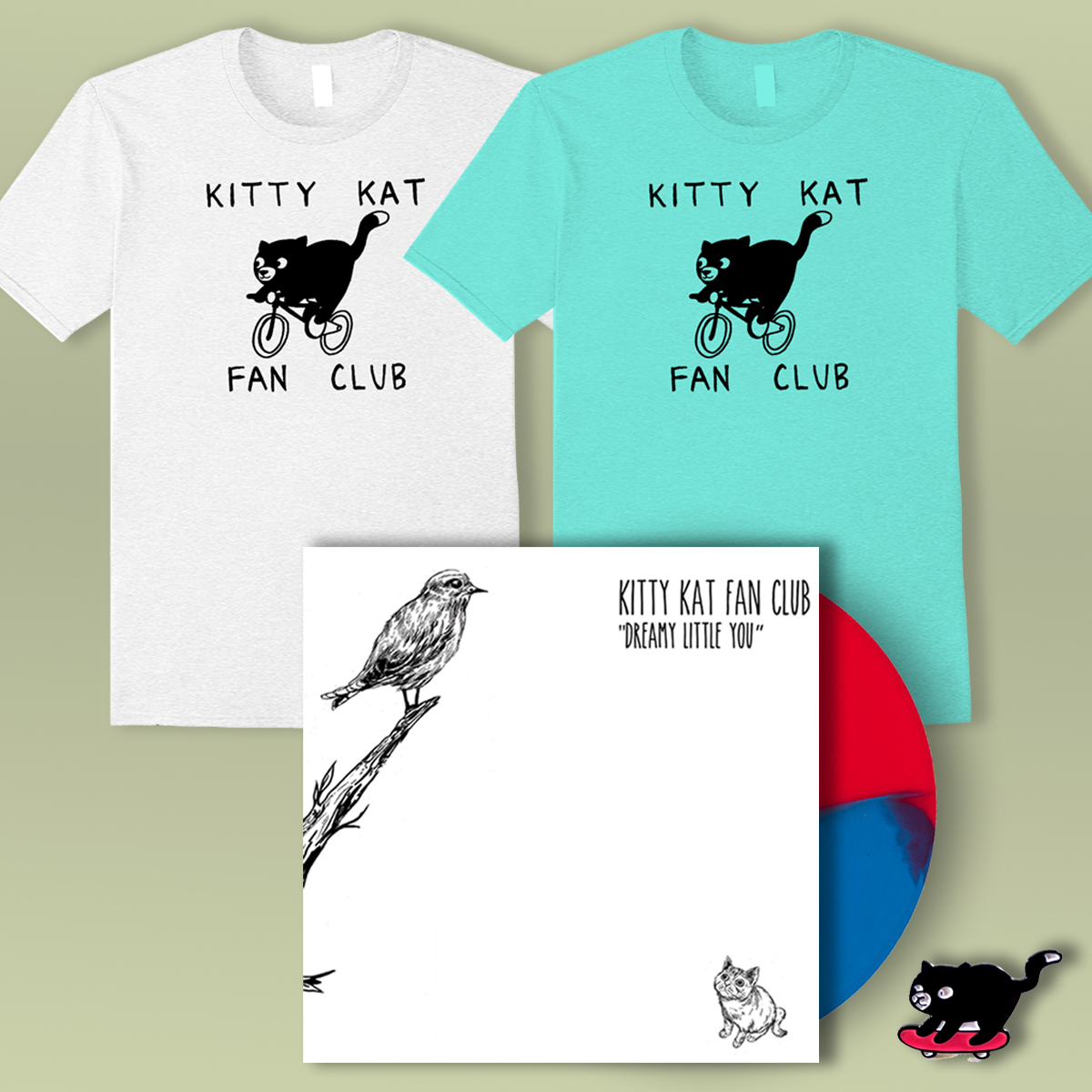 KITTY KAT FAN CLUB