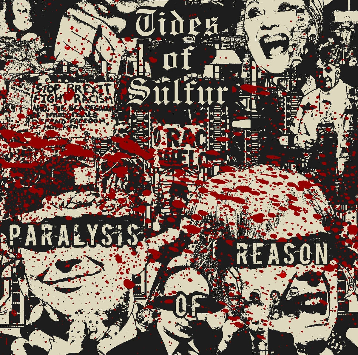 TIDES OF SULFUR - PARALYSIS OF REASON LP
