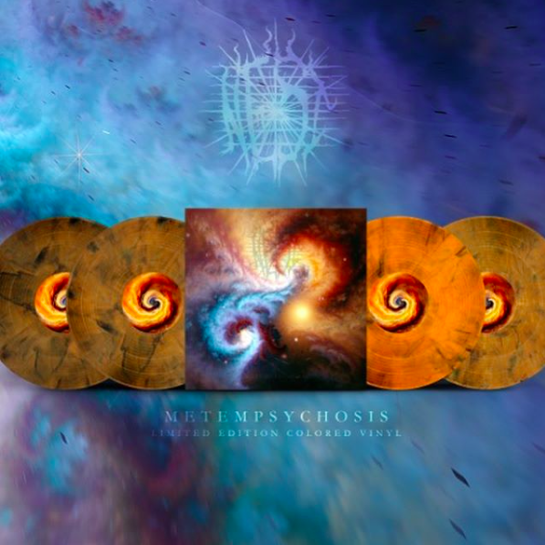 NEST - 'METEMPSYCHOSIS' LP