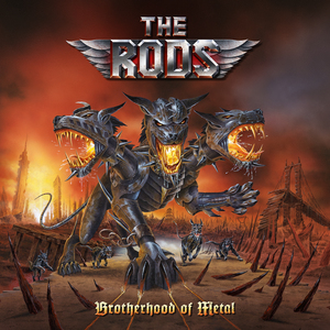 The Rods - Brootherhood Of Metal