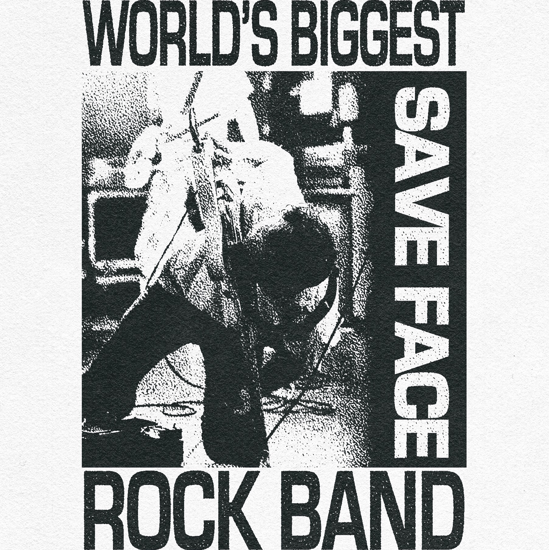 World's Biggest Rock Band Tee
