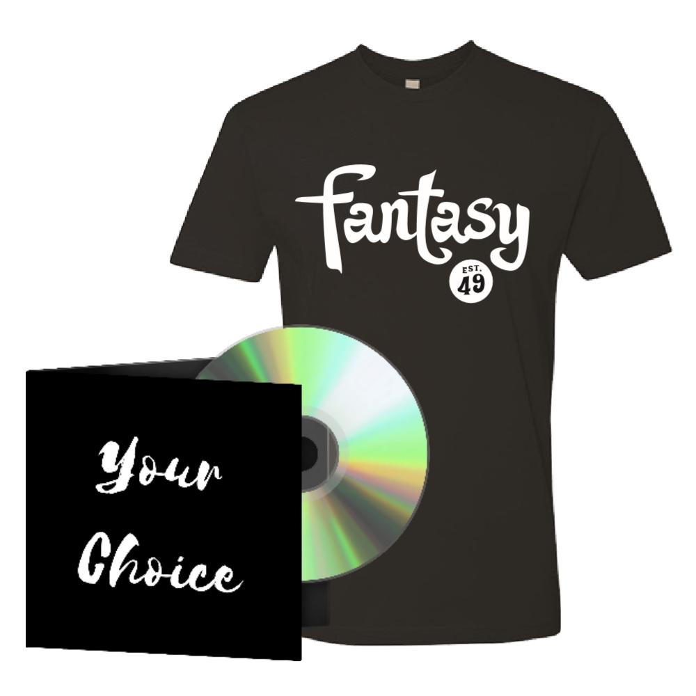 Your Choice (CD) + Tee Shirt