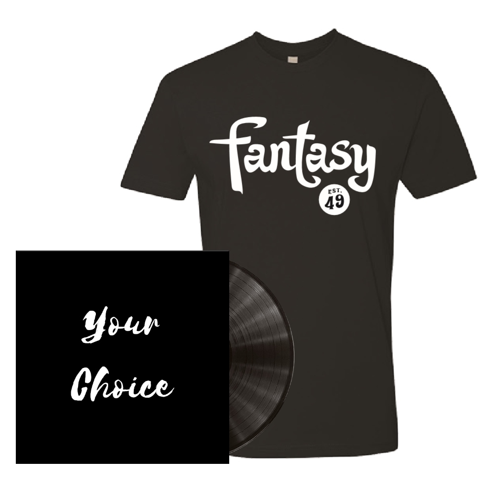 Your Choice (Vinyl) + Tee Shirt