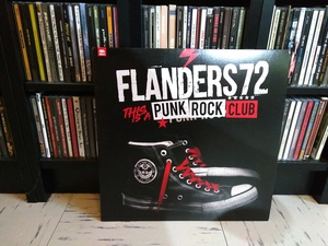 Flanders 72 - Punk Rock Club LP