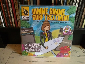 Gimme Gimme Surf Treatment 7''