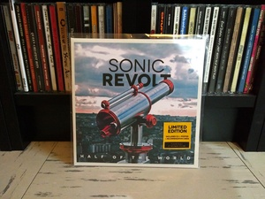 Sonic Revolt - Half Of The World CD