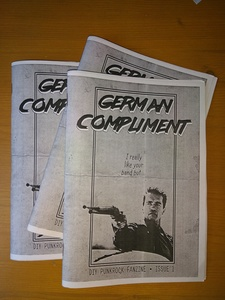 German Compliment #01