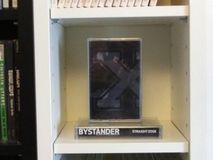 Bystander - Straight Edge Tape