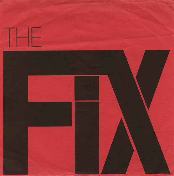 The Fix - At The Speed Of Twisted Thought LP
