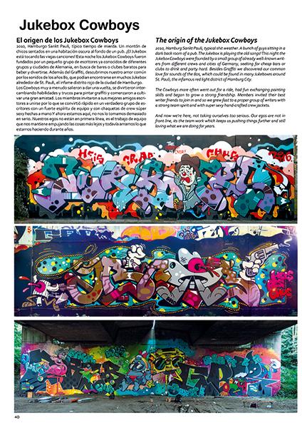 Street Spirit Graffiti Mag Issue #2