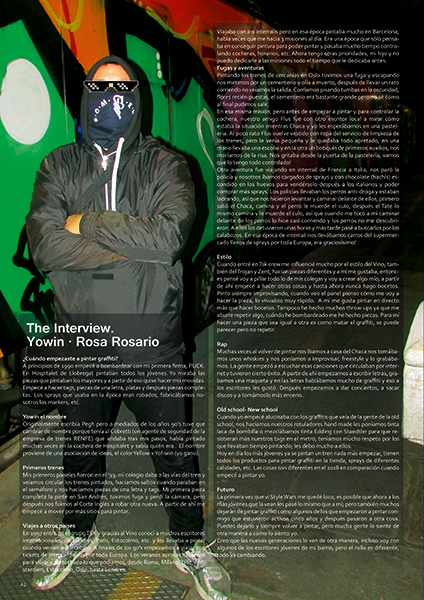 Street Spirit Graffiti Mag Issue #3