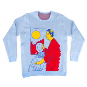 Parquet Courts KNITTED JUMPER