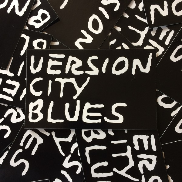 Version City Blues - Sticker