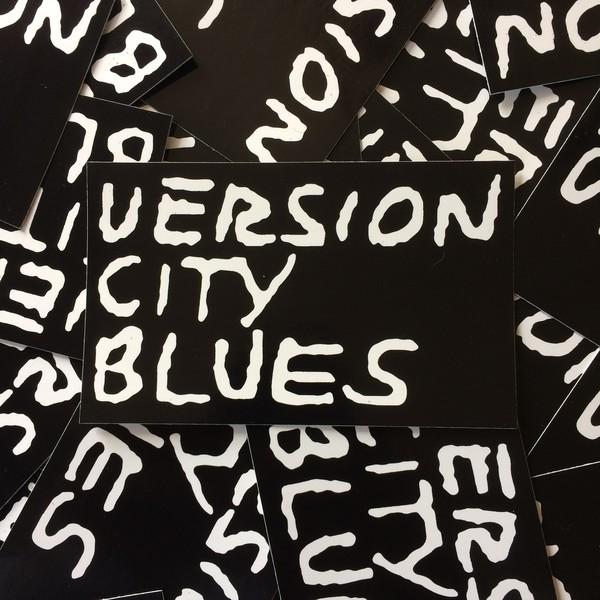 Version City Blues - Sticker