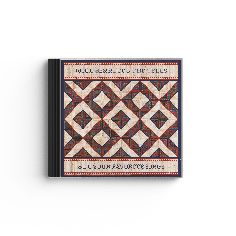 Deluxe CD Bundle