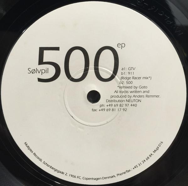 Sølvpil – 500 EP (Multiplex)