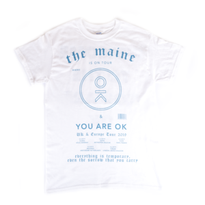 The Maine SPRING 2019 TOUR TEE