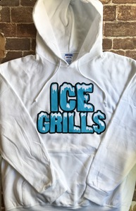 ICE GRILL$ - Logo Pullover Hoodie