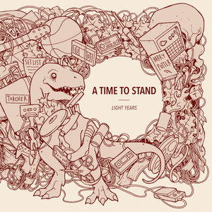 A Time to Stand - Light Years LP