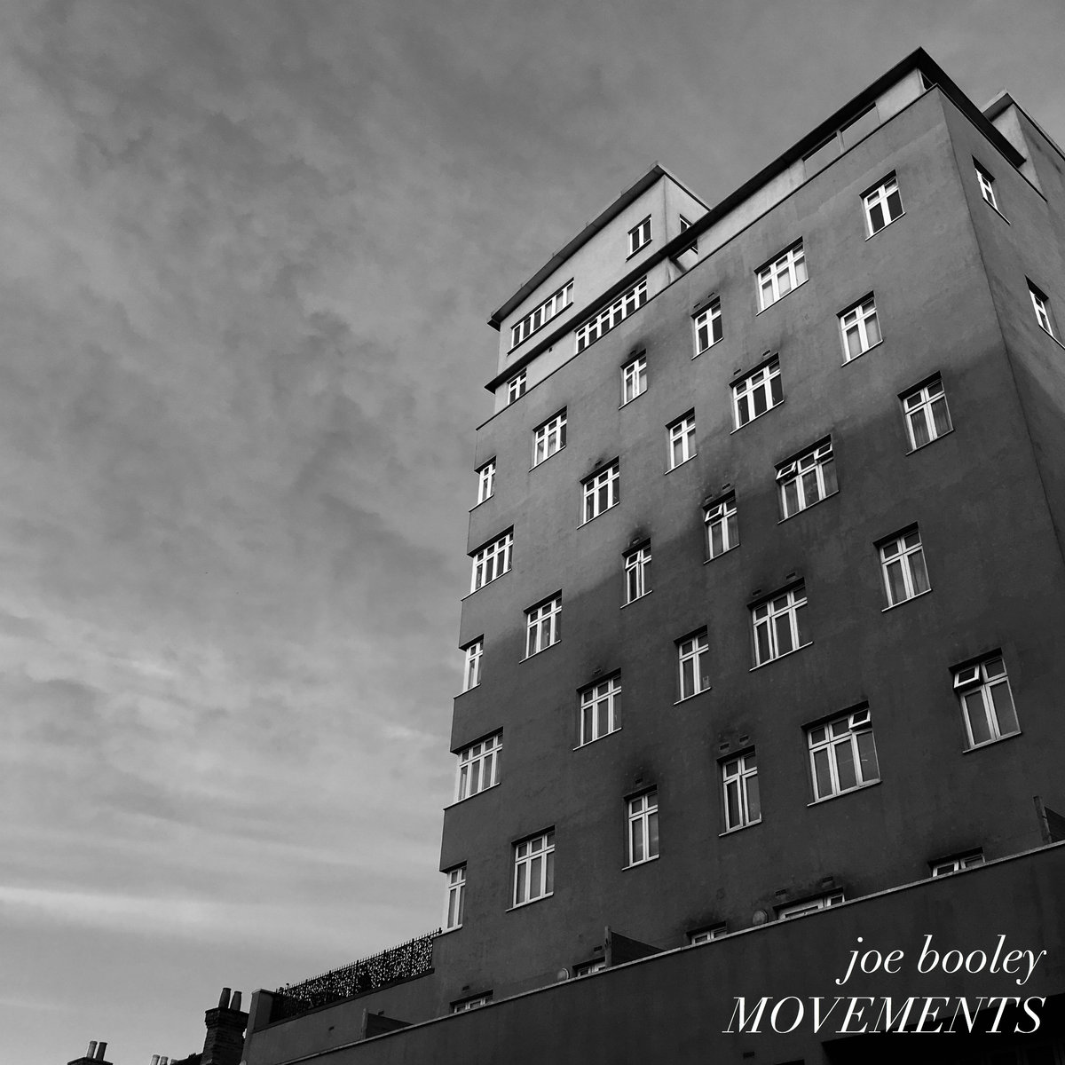 Joe Booley - Movements 12