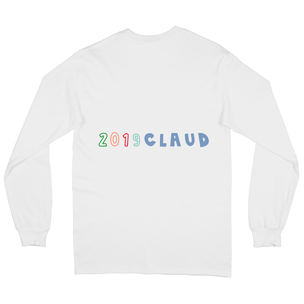 Claud 2019 Long Sleeve