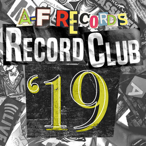 A-F Records 2019 Record Club