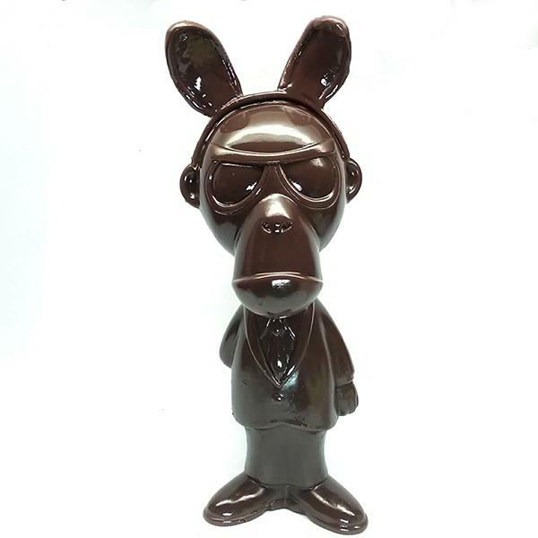 Monkey Assassin - Chocolate Bunny Variant