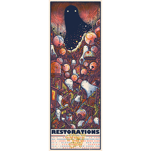 Restorations UK Tour