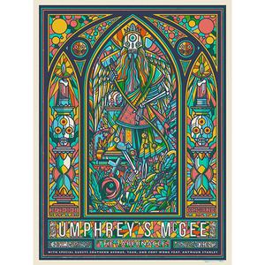 Umphrey's McGee NYE Poster