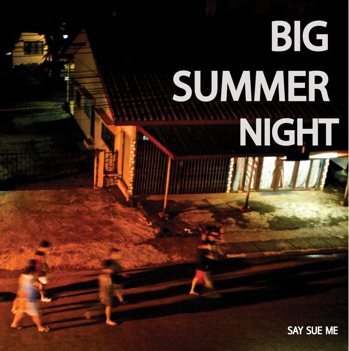 Say Sue Me - Big Summer Night 12