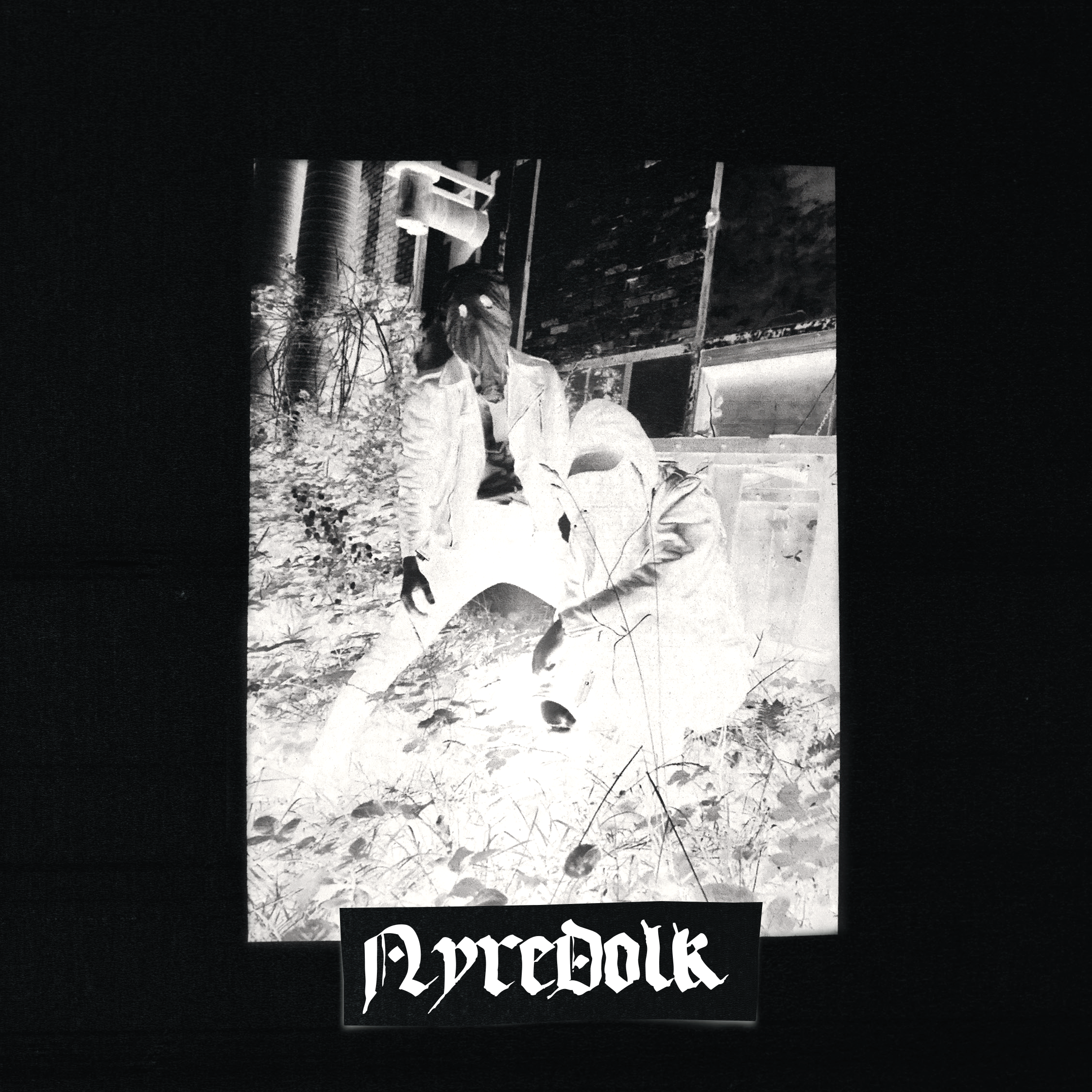 NyreDolk - s/t EP INVEЯTED - Preorder