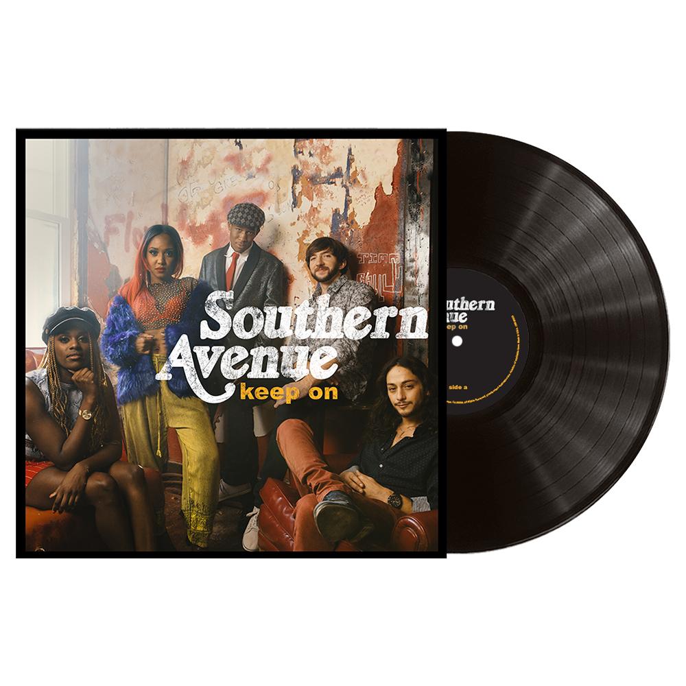 Unsigned Vinyl LP