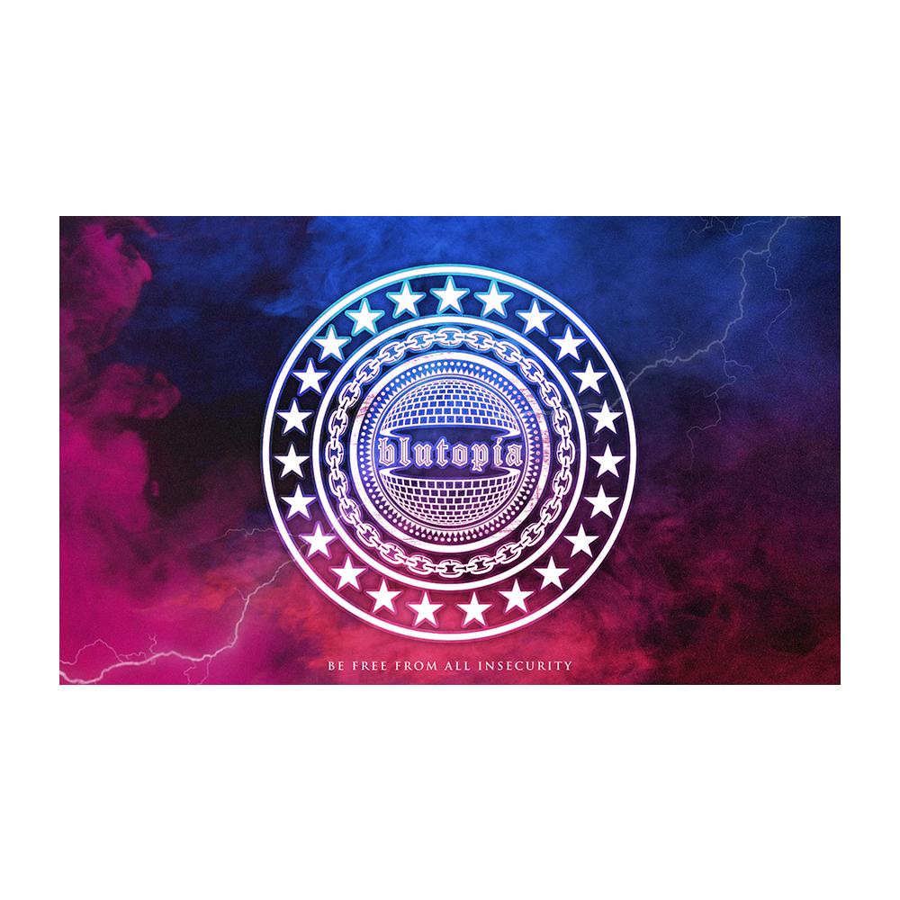 Blutopia Flag
