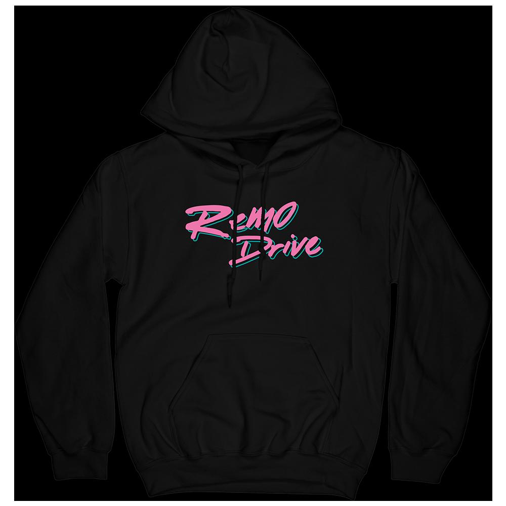 1fae65453 Logo Hoodie - Remo Drive
