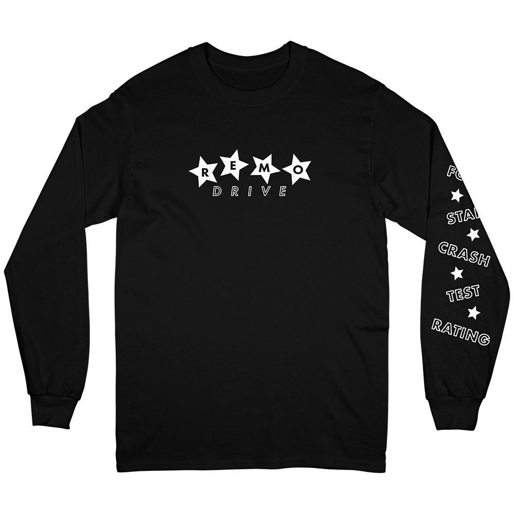 Four Star Long Sleeve Tee