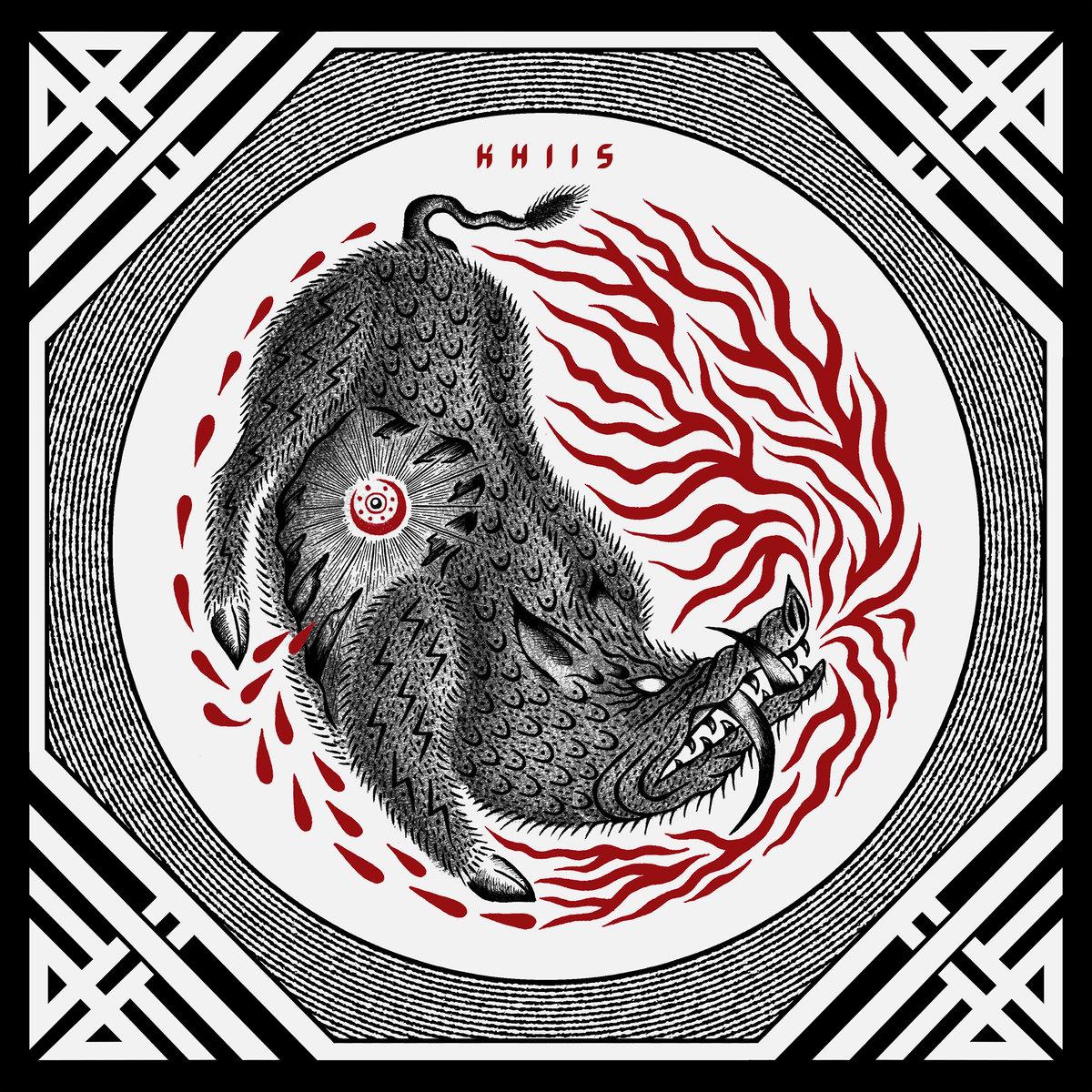 Khiis - Bezoar LP