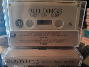 BUILDINGS - MELT CRY SLEEP CS
