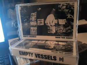 EMPTY VESSELS - Throw Your Shadow CS LP